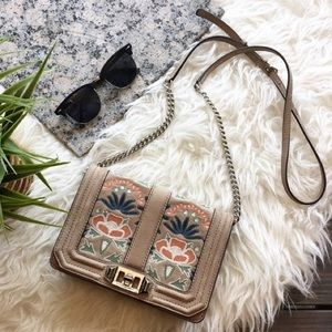 Rebecca Minkoff Embroidered Crossbody